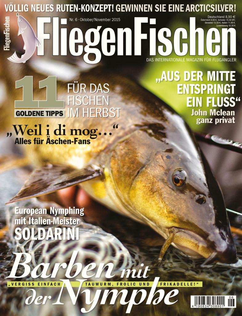 FliegenFischen Ausgabe 6/2015