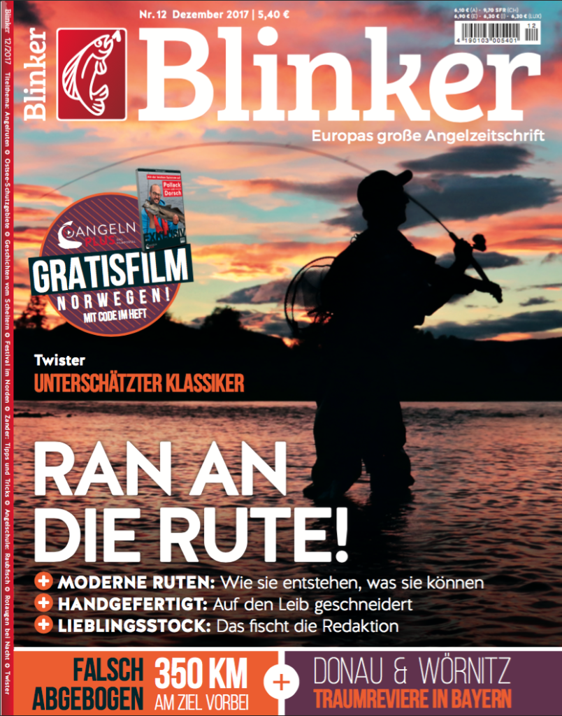 BLINKER MAGAZIN 12 2017