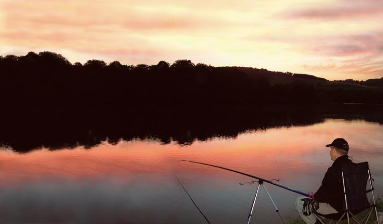Brassen fangen im Sommer geht am besten in der Dunkelheit