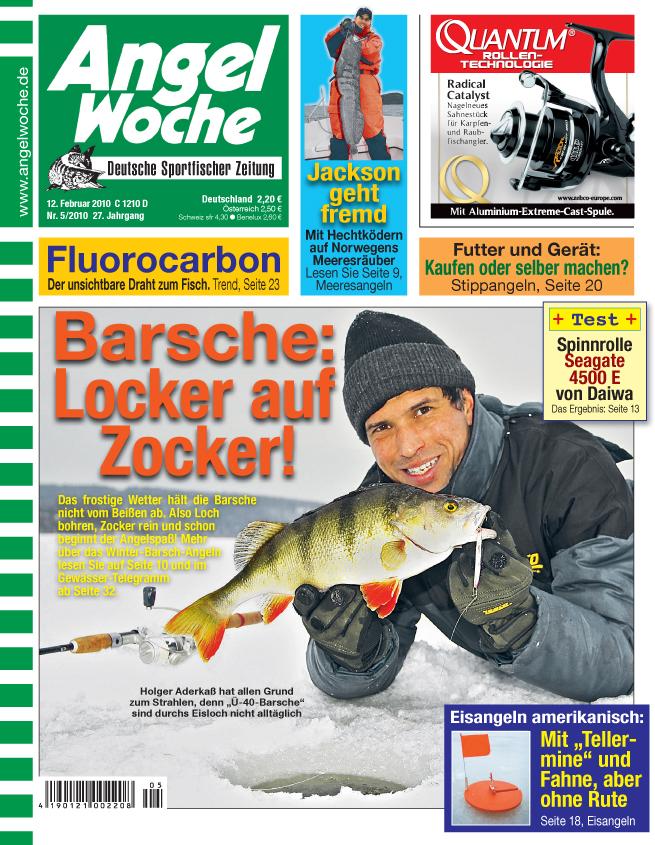 05/2010: Barsche: Locker auf Zocker! - BLINKER