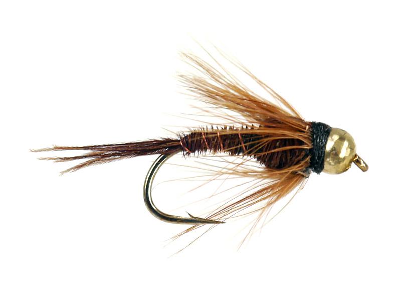 Fliegen Einsteiger Fliegenfischen Pheasant Tail Classic Fasanenschwanz Nymphe