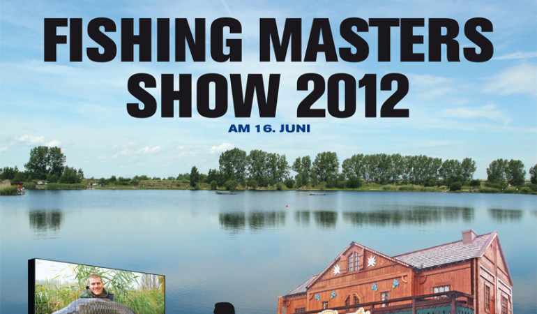 Fishing Masters Show 2012: Lassen Sie sich dieses Event auf keinen Fall entgehen!!! Jahr-TSV