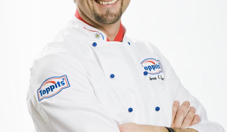 """Wie man ganz einfach exotische Fischgerichte kocht, zeigt der bekannte TV-Koch Andreas C. Studer am kommenden Samstag auf der """"Fishing Masters Show"""" in Weddendorf."""