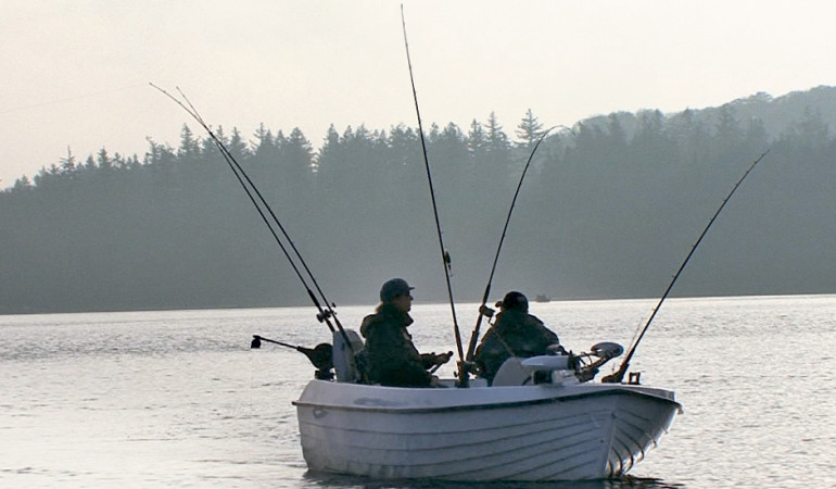 Beim Schleppangeln hat man die besten Chancen, ein großes Gewässer nach Fischen abzusuchen. Die Chancen dabei einen Kapitalen zu fangen, sind dann sehr hoch.