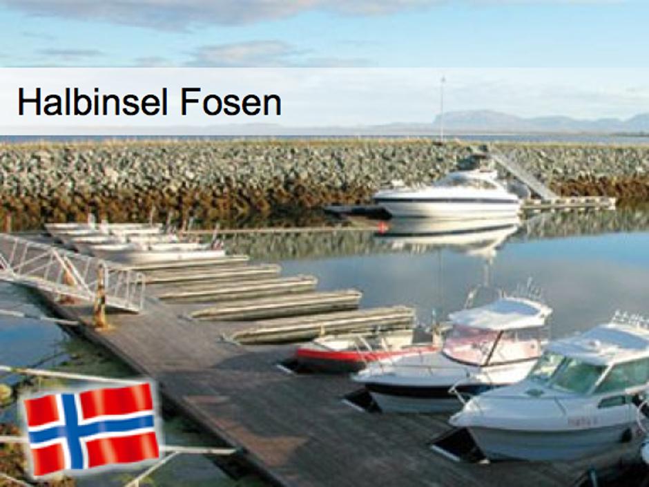 Angelreise Norwegen Halbinsel Fosen
