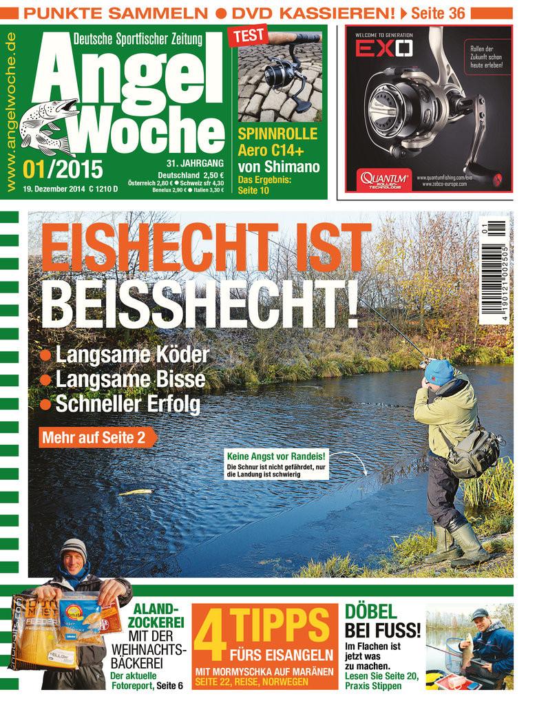 AngelWoche Ausgabe 01/2015