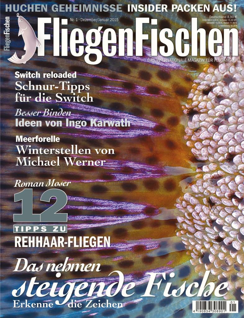 FliegenFischen Ausgabe 1/2015