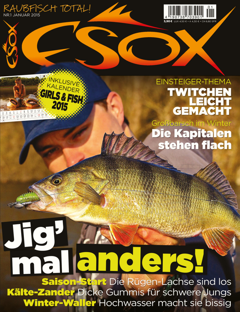 ESOX Ausgabe 1/2015