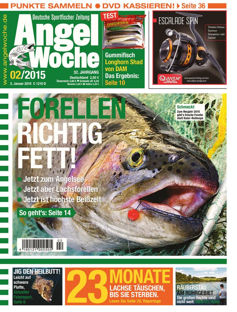 AngelWoche Ausgabe 02/2015