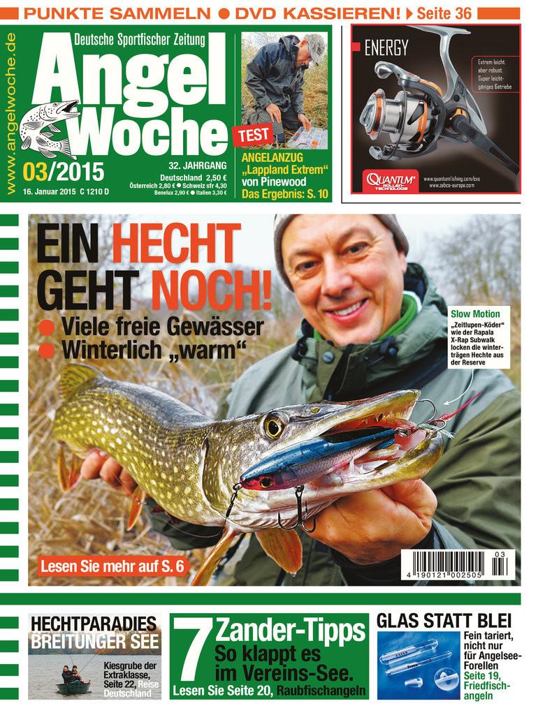 AngelWoche Ausgabe 03/2015