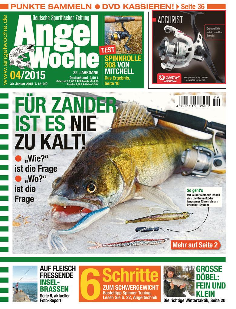 AngelWoche Ausgabe 04/2015