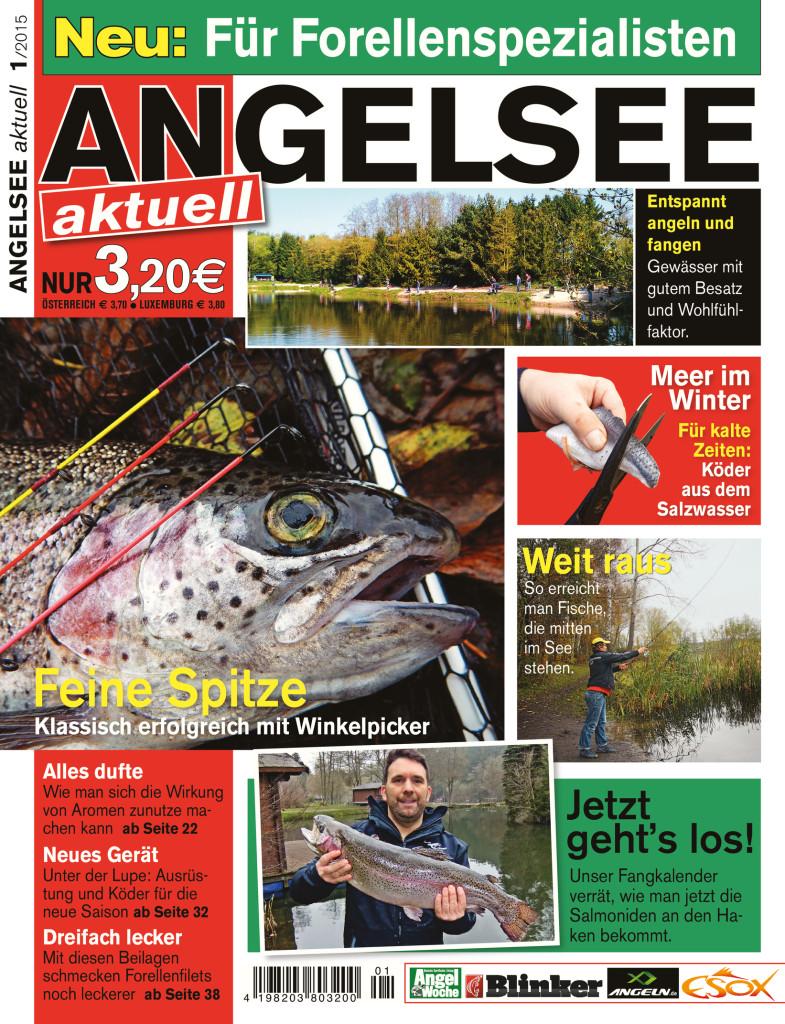 Angelsee aktuell Ausgabe 01/2015