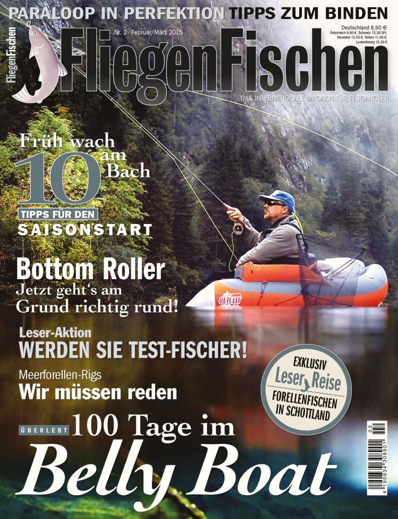 FliegenFischen Ausgabe 2/2015