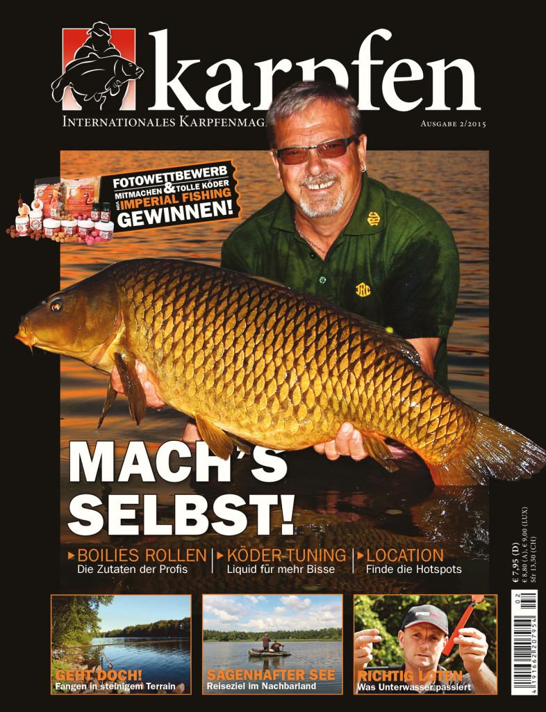 Karpfen Ausgabe 2/2016
