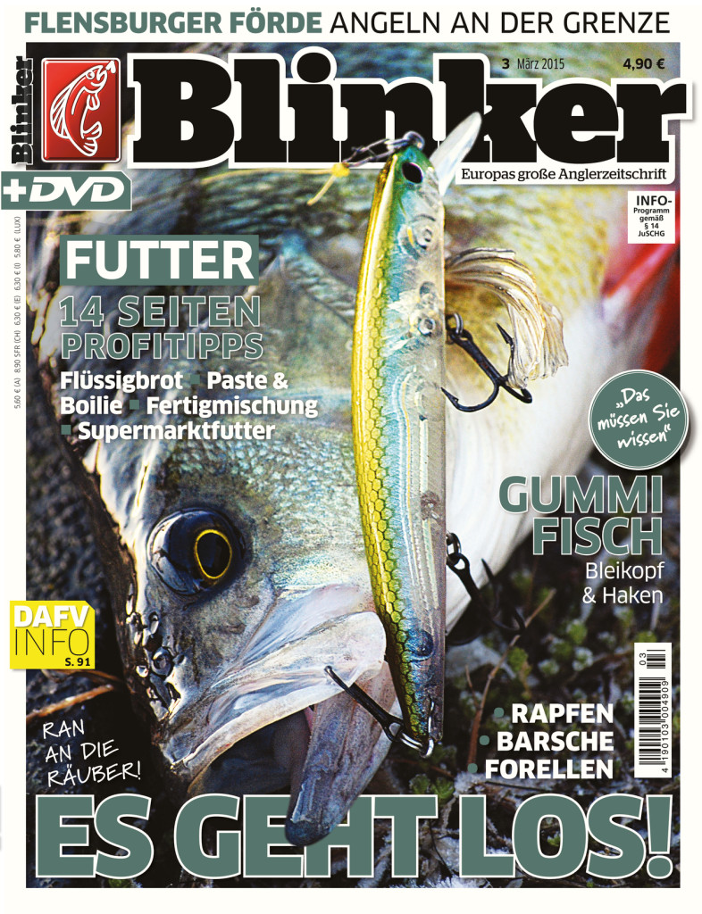 Blinker Ausgabe 03/2015