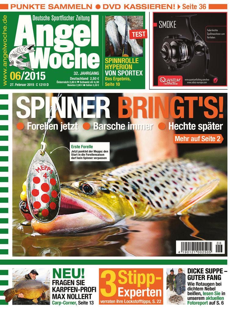 AngelWoche Ausgabe 06/2015