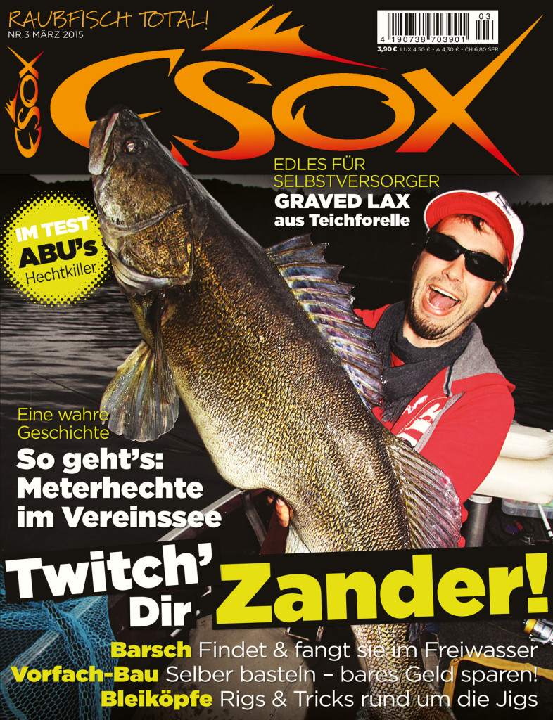 ESOX Ausgabe 3/2015