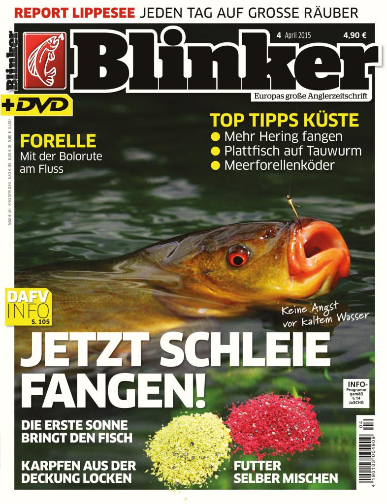 Blinker Ausgabe 04/2015