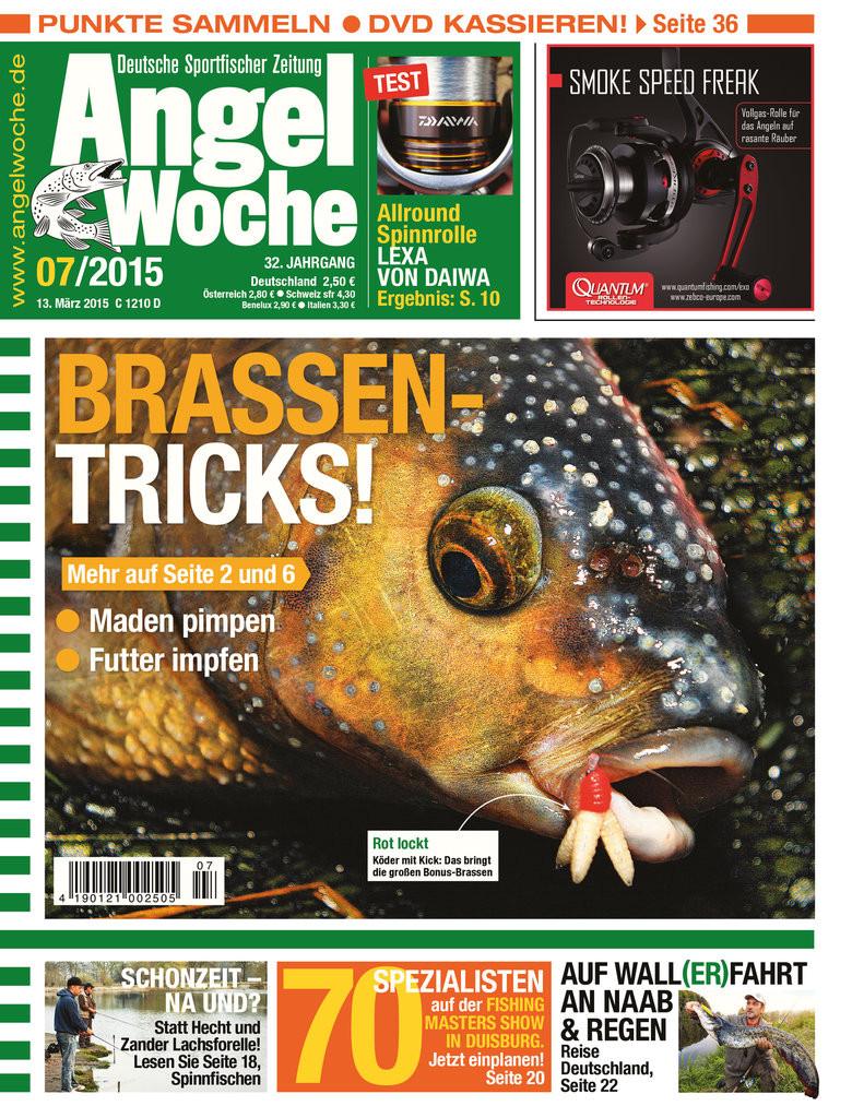 AngelWoche Ausgabe 07/2015