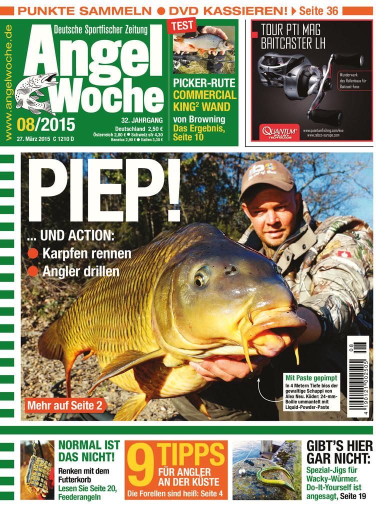 AngelWoche Ausgabe 08/2015