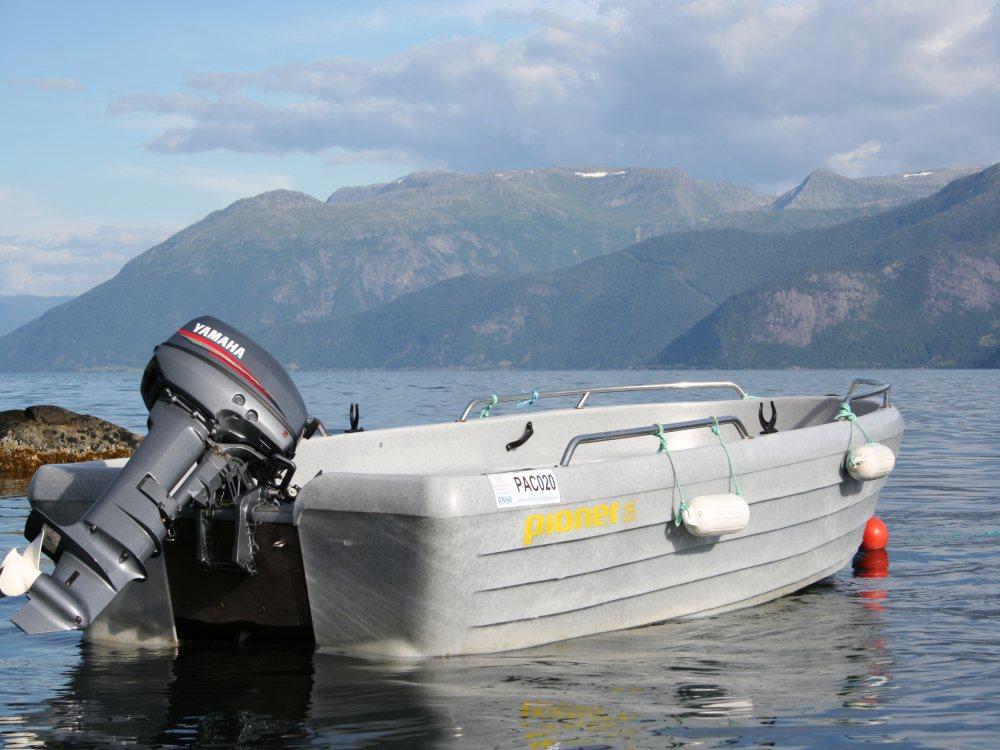 Bei der Buchung stehen Euch gleich zwei Angelboote zur Verfügung. Foto: Borks