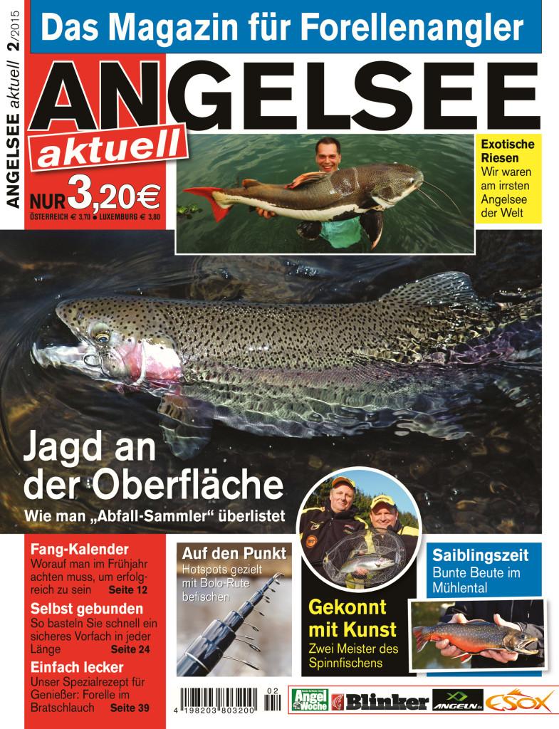 Angelsee aktuell Ausgabe 02/2015
