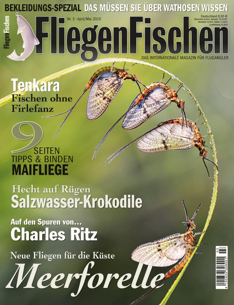 FliegenFischen Ausgabe 3/2015