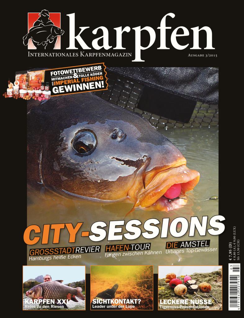 Karpfen Ausgabe 3/2015