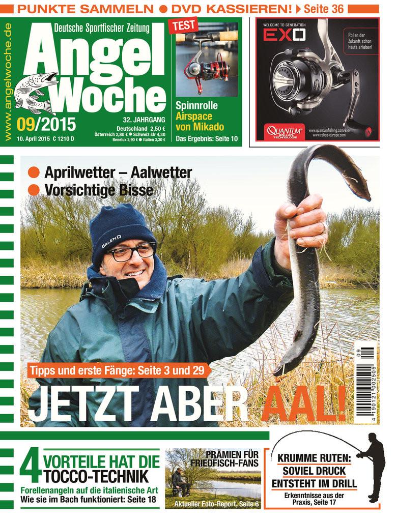 AngelWoche Ausgabe 09/2015