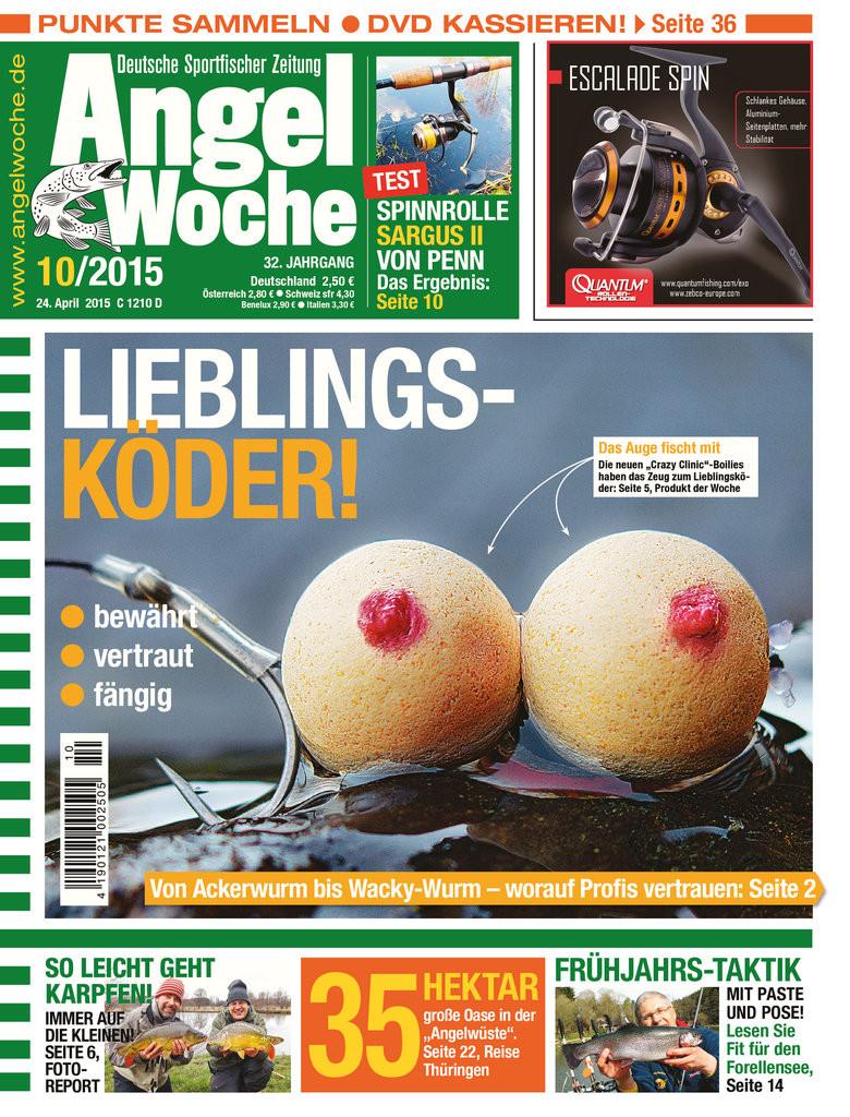 AngelWoche Ausgabe 10/2015