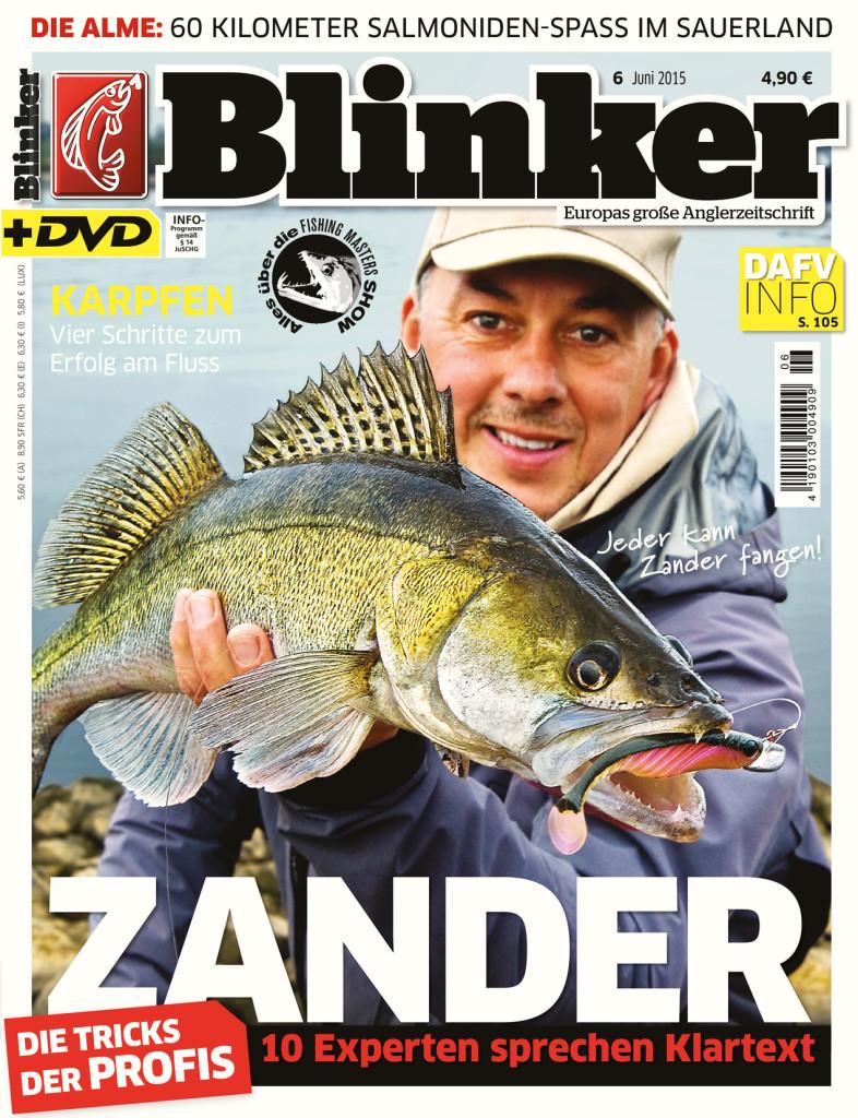 Blinker Ausgabe 06/2015