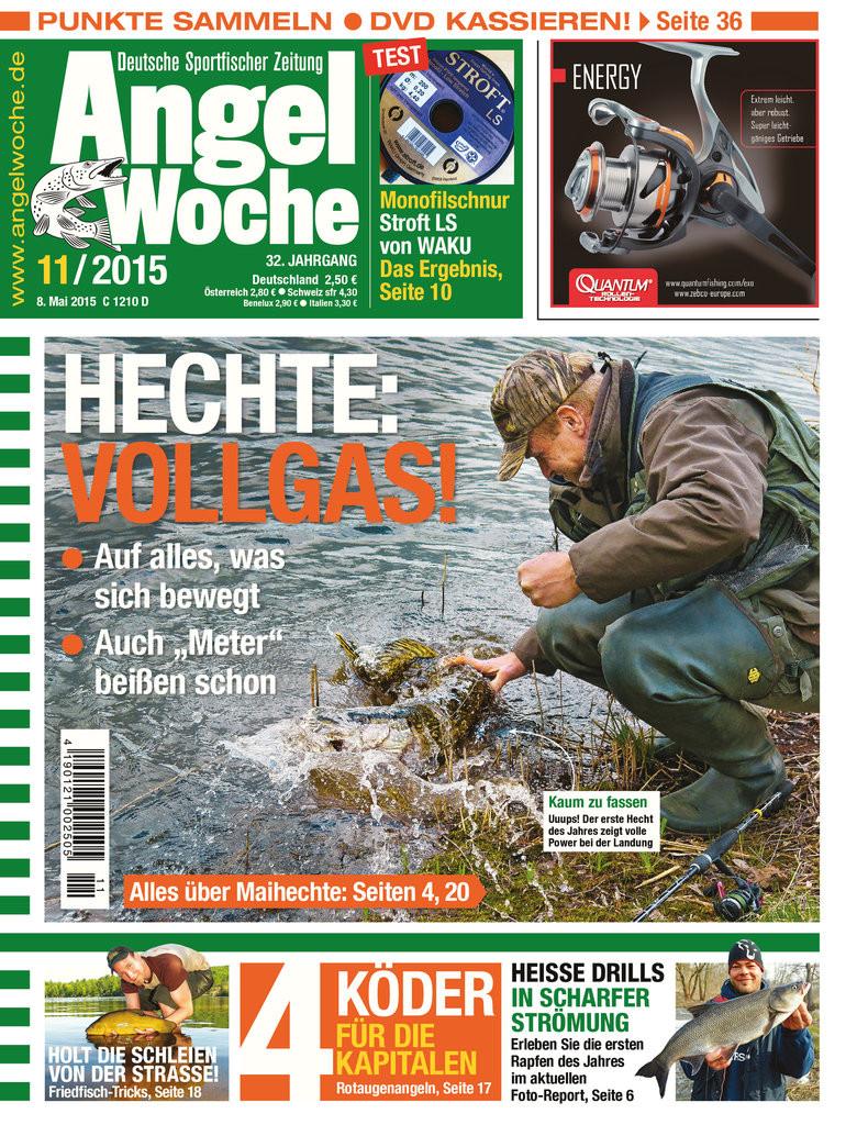 AngelWoche Ausgabe 11/2015