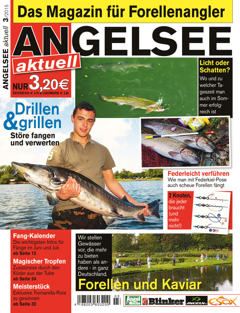 Angelsee aktuell Ausgabe 03/2015