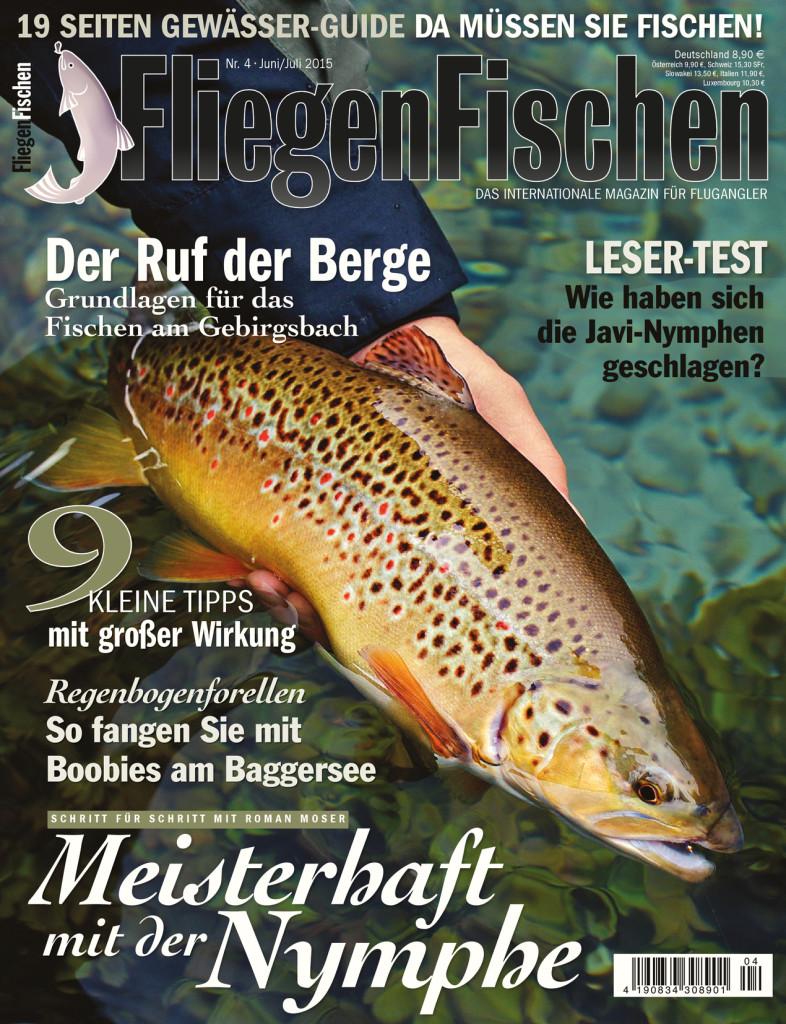 FliegenFischen Ausgabe 4/2015