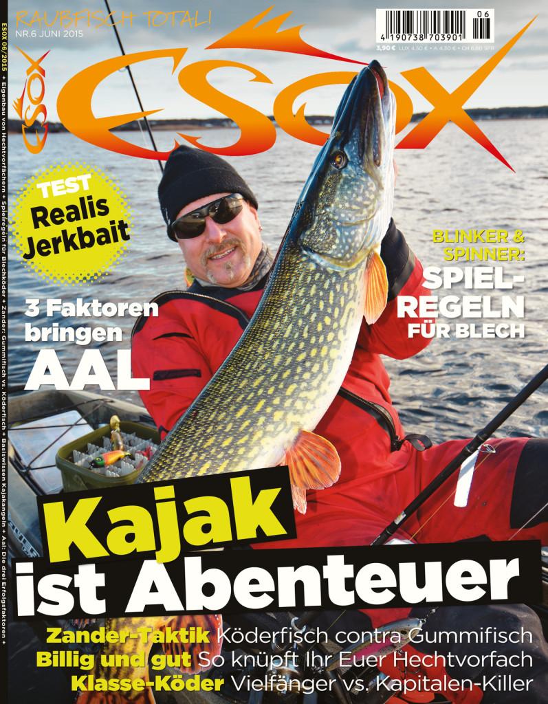 ESOX Ausgabe 6/2015