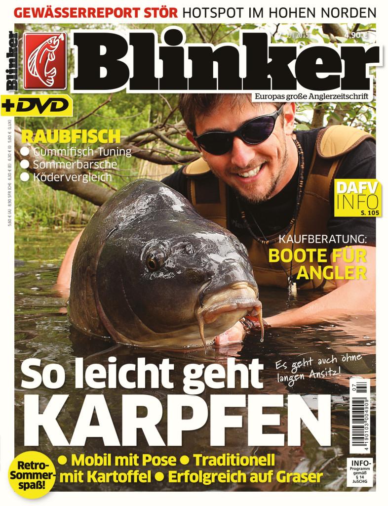Blinker Ausgabe 07/2015