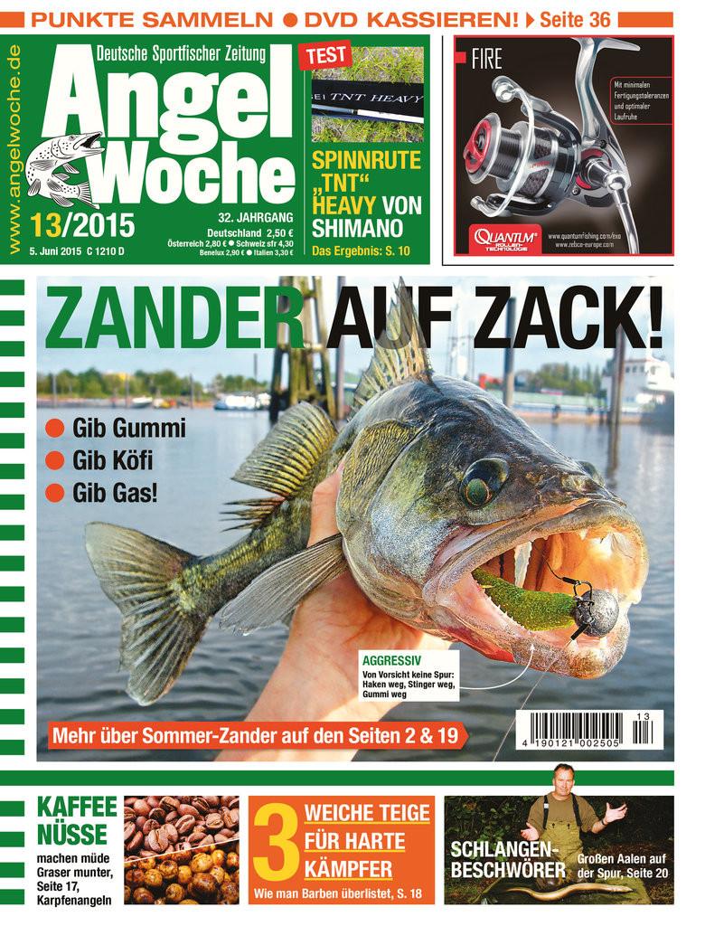 AngelWoche Ausgabe 13/2015