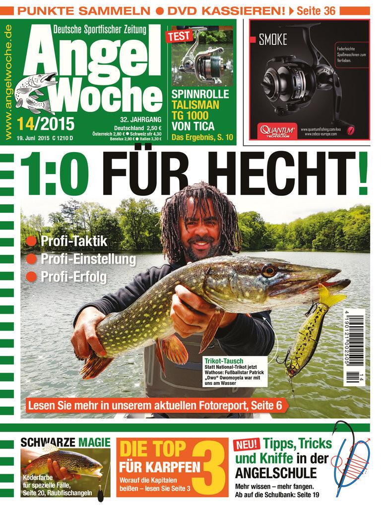 AngelWoche Ausgabe 14/2015