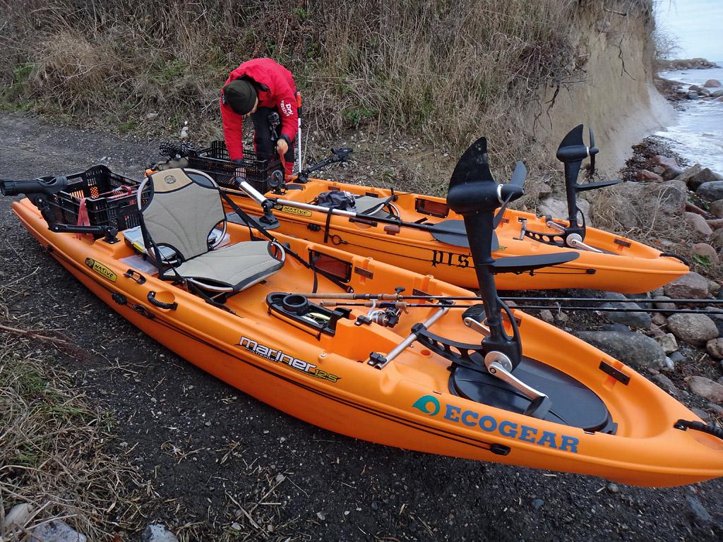 Bevor es mit dem Kajak aufs Wasser geht, sollte man alle nötigen Sicherheits-Checklisten durchgehen. Foto: BLINKER/S. Halletz