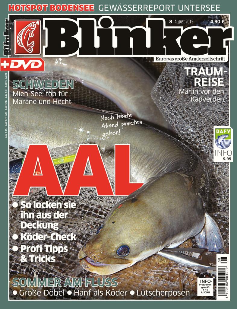Blinker Ausgabe 08/2015