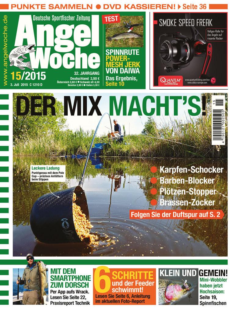 AngelWoche Ausgabe 15/2015