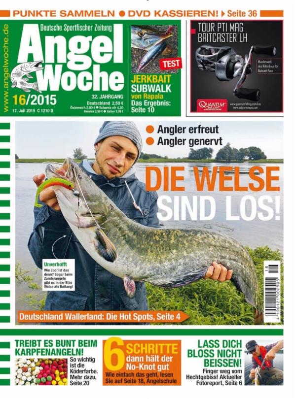 Angelwoche Ausgabe 16/2015