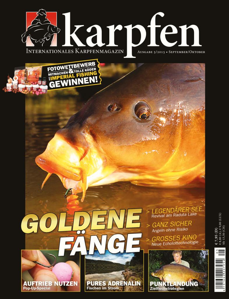 Karpfen Ausgabe 5/2015