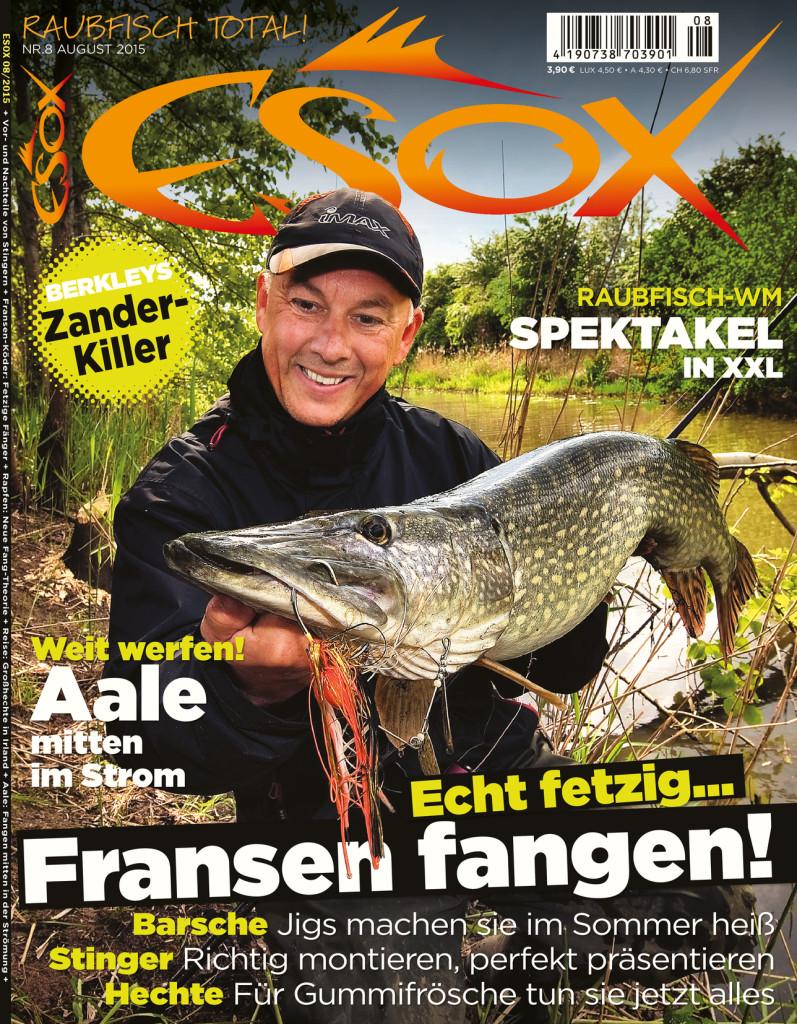 ESOX Ausgabe 8/2015