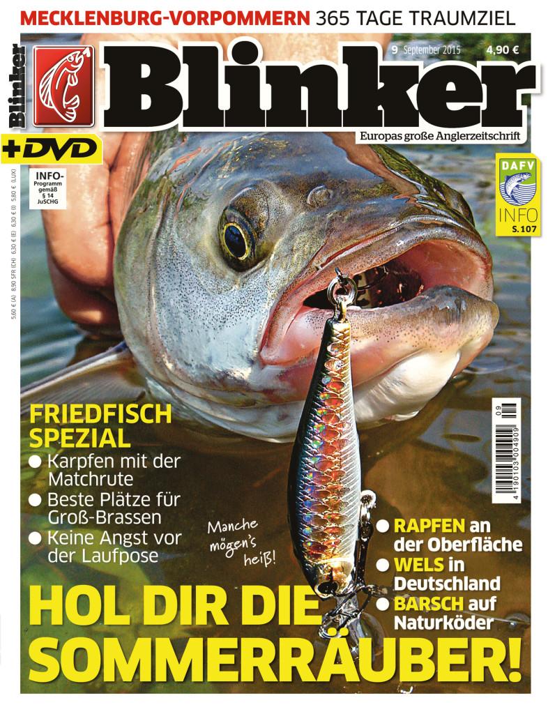 Blinker Ausgabe 09/2015