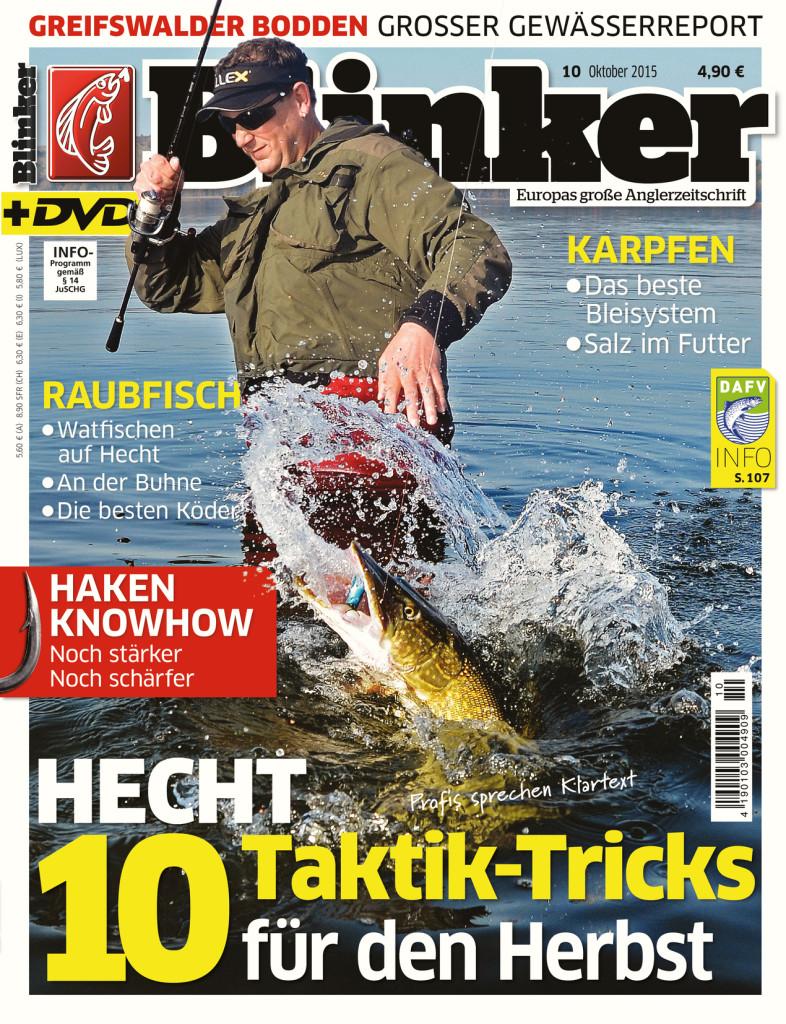 Blinker Ausgabe 10/2015
