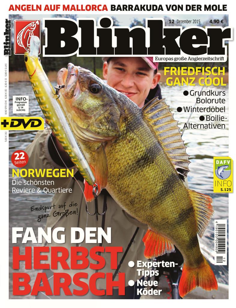 Blinker Ausgabe 12/2015