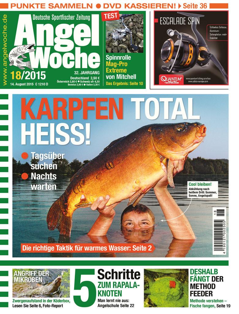 AngelWoche Ausgabe 18/2015