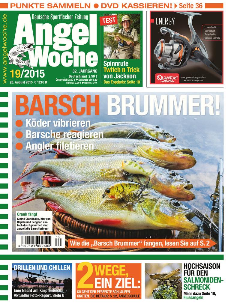 AngelWoche Ausgabe 19/2015