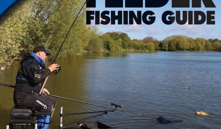 """Der neue """"Feeder Fishing Guide"""" liegt ab sofort gratis bei Ihrem Matrix-Gerätehändler aus. © www.foxint.com"""